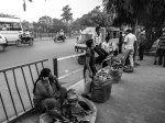 Street Vendors at Ratnapark